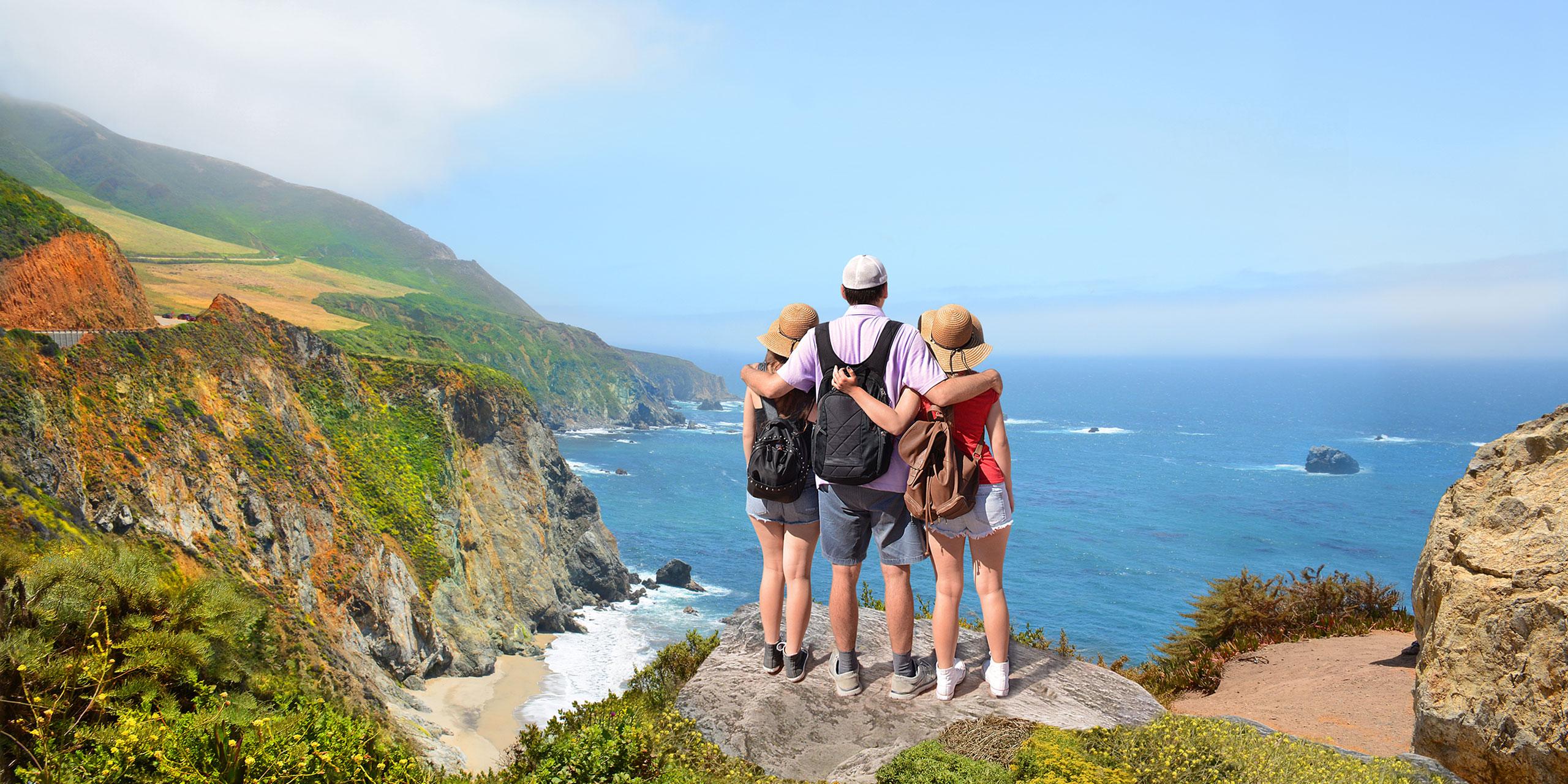Notieren Sie Ihre Ferien im Ausland