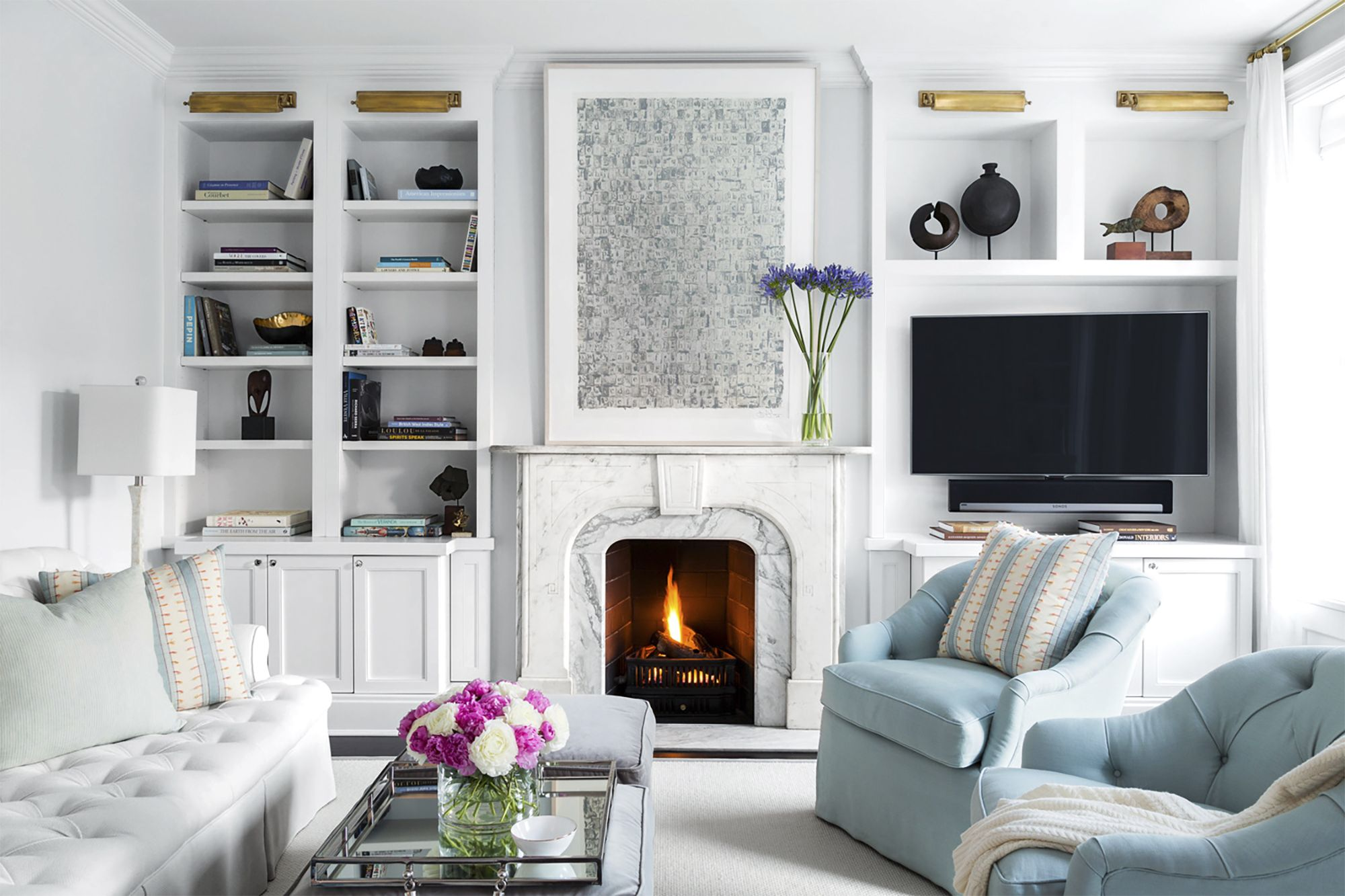 Letzter Tipp zur Dekoration Ihres Wohnzimmers